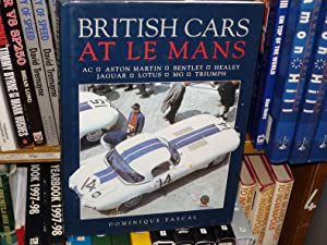 British Cars at Le Mans