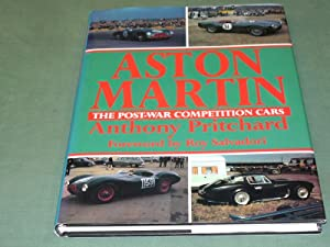 Aston Martin The Post-War Competition Cars