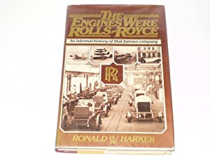 Engines Were Rolls Royce : The