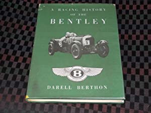 A Racing History of the Bentley