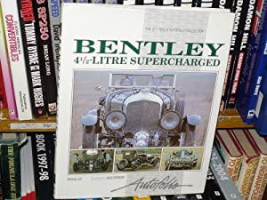 Bentley 4 and a half Litre Supercharged