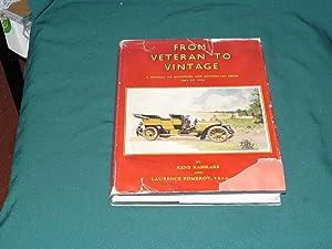 From Veteran to Vintage: Kent Karslake &