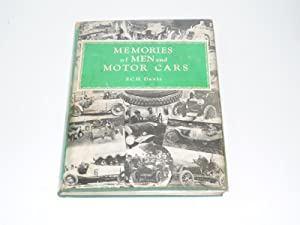 Memories of Men & Motor Cars
