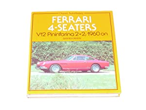 Ferrari 4-Seaters V12 Pininfarina 2+2; 1960 on: David Owen