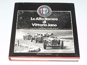 Le Alfa Romeo Di Vittorio Jano: Luigi Fusi, Enzo
