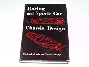 Racing and Sports Car Chassis Design: Mike Costin &