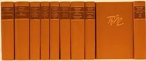 Romane und Erzählungen. Buddenbrooks. Der Zauberberg. Joseph: Mann, Thomas.