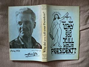 - Why did you kill your President? Volume IV. The Wealth and the Might of the Rich is proportiona...