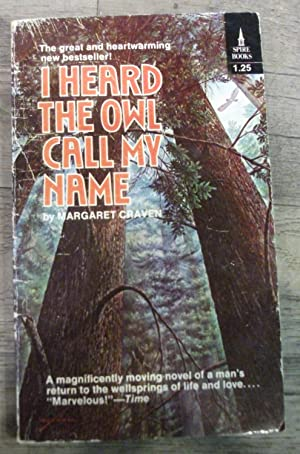 an analysis of i heard the owl call my name a novel by margaret craven About margaret craven margaret craven (1901–1980) was the author of the much-loved american classic i heard the owl call my name she also wrote another novel, walk gently this good earth.
