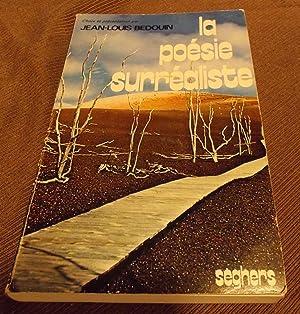 Poesie surrealiste: Jean-Louis Bedouin