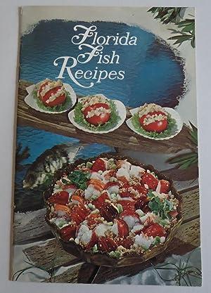 FLORIDA FISH RECIPES [Paperback] by Bureau Of: Bureau Of Commercial