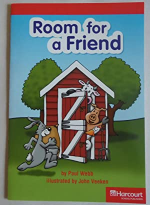 Harcourt School Publishers Storytown: Blw-LV Rdr Room/Friend: HSP