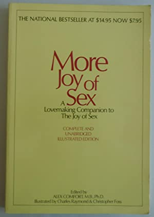 joy of sex book pictures in Columbia