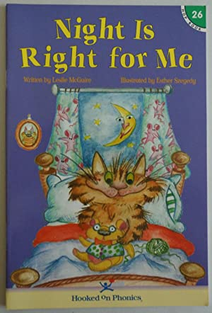Night is Right for Me (Hooked on: Leslie McGuire; Esther