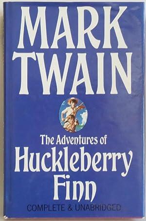 Adventures of Huckleberry Finn by Twain, Mark: Twain, Mark