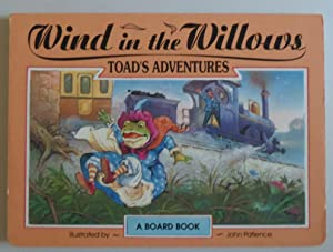 Wind in the Willows Board Books: Toad's: Grahame, Kenneth