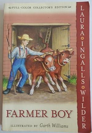 Farmer Boy: Full Color Edition (Little House): Wilder, Laura Ingalls;