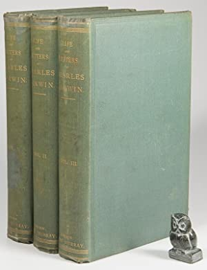 The Life and Letters of Charles Darwin.: Darwin, Francis.