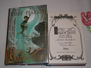 Peter and the Shadow Thieves: SIGNED