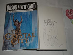 The Crystal City: SIGNED