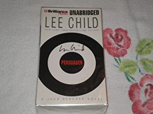 Persuader: A Jack Reacher Novel: Signed: Child, Lee