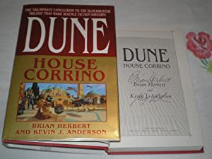 Dune: House Corrino: Signed