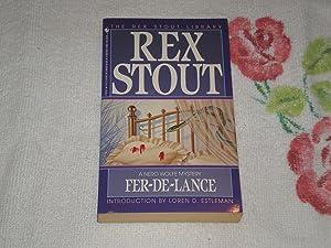 Fer-De-Lance: Stout, Rex