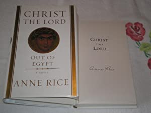 Christ The Lord - Out Of Egypt: Signed
