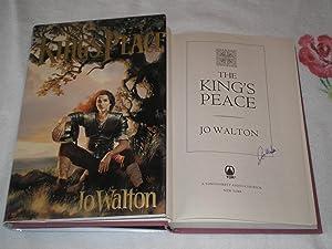 The King's Peace: Signed: Walton, Jo