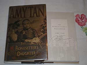 The Bonesetter's Daughter: Signed