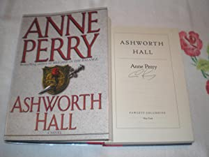 Ashworth Hall: *Signed*