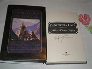 Dinotopia Lost: SIGNED