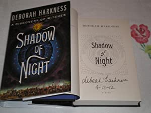 Shadow Of Night: Signed: Harkness, Deborah