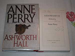 Ashworth Hall: Inscribed