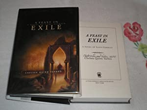 A Feast in Exile: A Novel of Saint-Germain: SIGNED