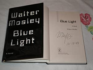 Blue Light: SIGNED