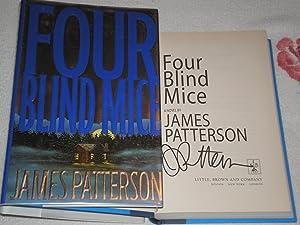 Four Blind Mice: Patterson, James; Ledwidge,