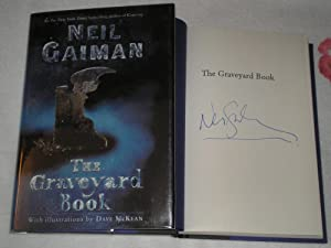 The Graveyard Book: Signed: Gaiman, Neil