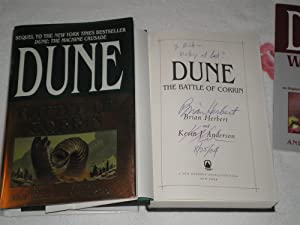 Dune: The Battle Of Corrin: Inscribed