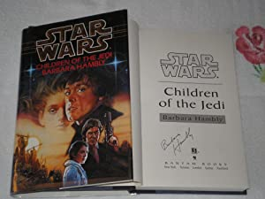 Star Wars: Children Of The Jedi: Signed