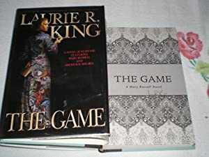 The Game: A Mary Russell Novel: Signed: King, Laurie R.