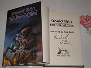 The River Of Time Illustrated: Signed: Brin, David