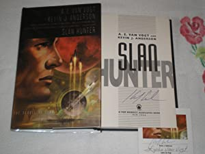Slan Hunter: *Signed*: van Vogt A.