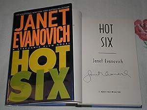 Hot Six: Signed: Evanovich, Janet