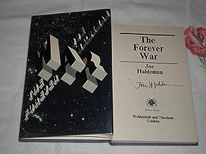 The Forever War: Signed: Joe Haldeman