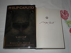 Ghosts Of Tsavo: Tracking The Mythic Lions: Caputo, Philip
