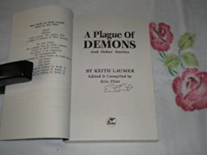 A Plague Of Demons And Other Stories: Laumer, Keith; Flint,