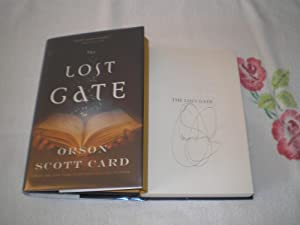 The Lost Gate: Signed