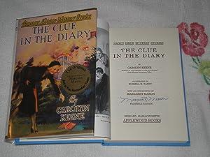 The Clue In The Diary (Nancy Drew,: Carolyn Keene; Maron,