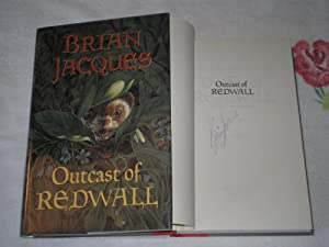 Outcast Of Redwall: Signed: Jacques, Brian
